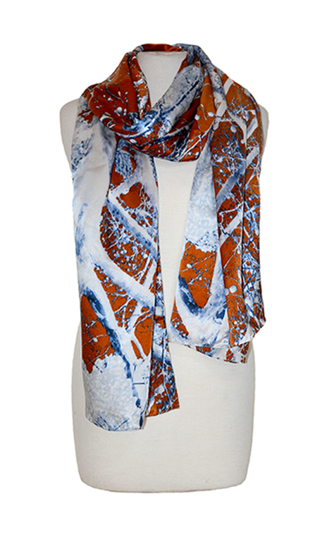 shawl bonheur